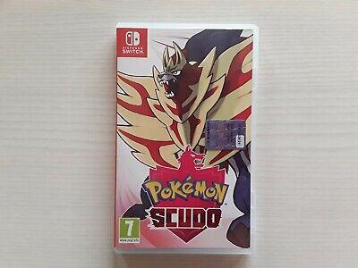 Pokemon Scudo - Nintendo Switch