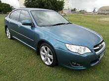 2008 Subaru Liberty AWD Sport Shift Sedan Parramatta Park Cairns City Preview