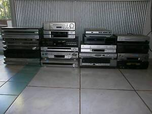 23 x Media Players - DVD - VCR - Home Theatre - Receivers - Amps Huntingdale Gosnells Area Preview