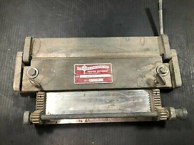 Machinist Lathe 17 Sheet Metal Break Bender Bench Top Potter Rayfield