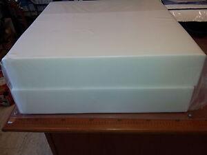 Gommapiuma cuscino imbottitura poliuretano 60 x 60 x12 - Imbottitura divani poliuretano ...