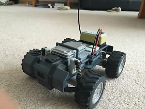 Call Of Duty RC-XD (remote controlled car with audio/video)