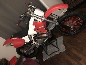 Cr250 trade for sled