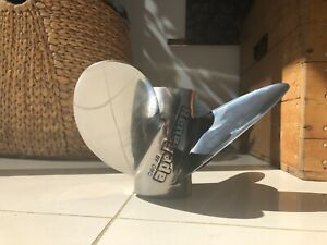 Renegade Stainless Steal Propeller