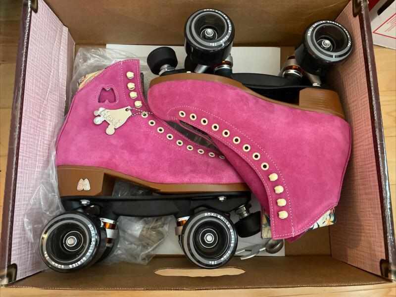 Moxi Roller Skate Lolly Fuchsia Size 7 (Women's 8-8.5)