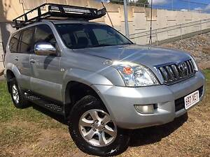 8 SEATER***VX***PRADO...4X4 Springwood Logan Area Preview