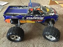 Traxxas stampede RC monster truck $250.00 Claremont Glenorchy Area Preview