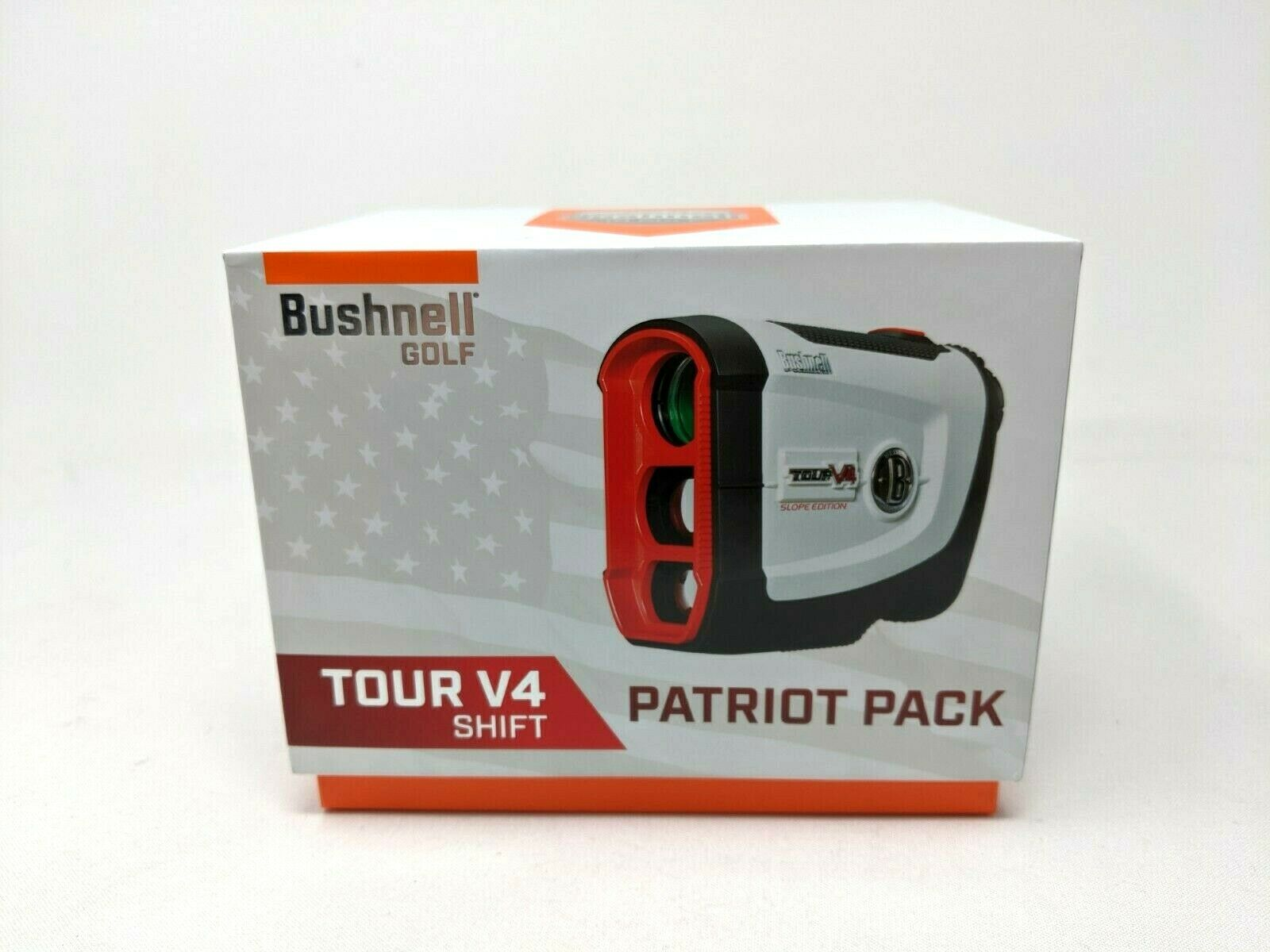 Bushnell Tour V4 Shift Slope PatriotPack Brandnew w/black ca