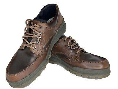 Mens Ecco Track II Low GORE-TEX Waterproof - Brown Bison, EU 45/US 11-11.5 Moc