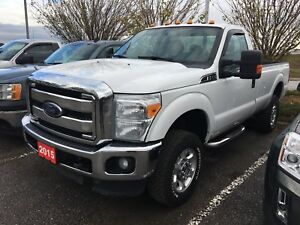 2015 Ford F-250 XLT 4WD