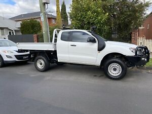 2014 Ford Ranger Xl 3.2 (4x4) 6 Sp Manual Super Cab Chassis