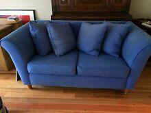 Blue sofas Bonbeach Kingston Area Preview