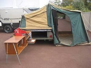 Camper Trailer Greenmount Mundaring Area Preview