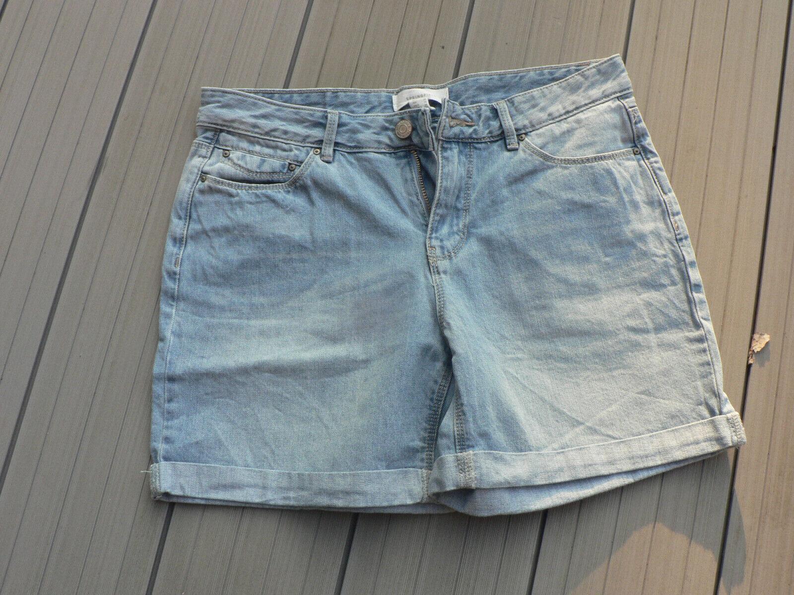Short jean springfield taille 36 ttbe