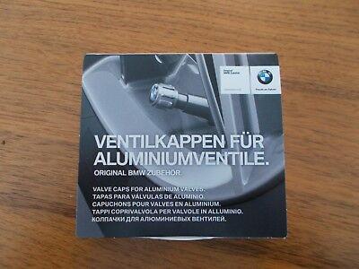 BMW original Ventilkappen mit BMW M Logo