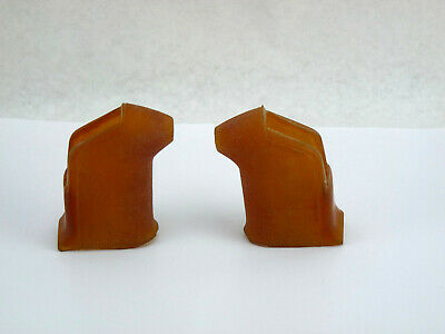 Modolo Hoods Gum for Brake Levers 919 Anatomic Fit Campagnolo Levers Brown NOS