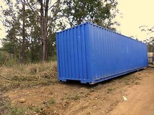 CONTAINERS SHIPPING ''''''''PH FOR CORRECT PRICES Glenreagh Clarence Valley Preview