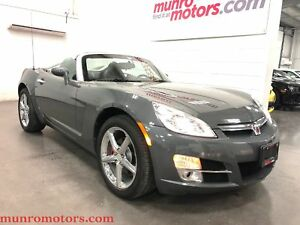2008 Saturn SKY Chrome Wheels Leather Automatic