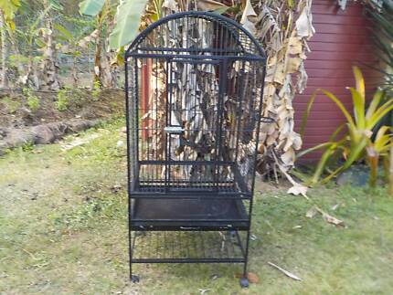 Bird Cage For Parrots Airlie Beach Whitsundays Area Preview