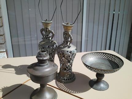 Brass  ornamental items Samford Valley Brisbane North West Preview