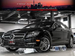 2013 Mercedes-Benz CLS550 CPO WARRANTY|AMG|DISTRONIC|MASSAGE|COO