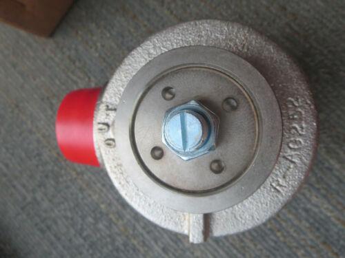 """GAST AG285 1-1/2"""" NPT Vacuum Pressure Relief Valve 0-200 CFM, 30-170 psi NOS"""
