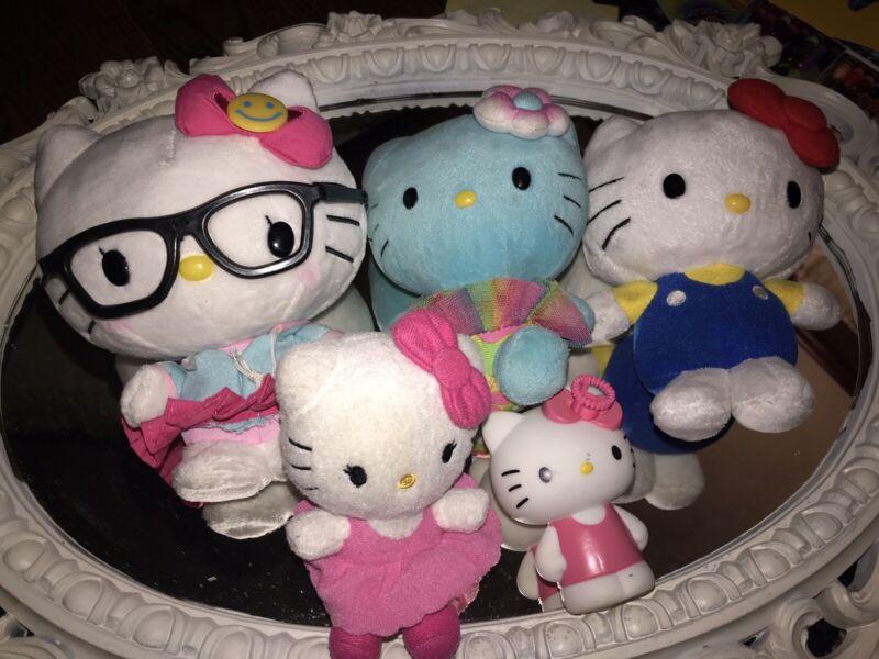 Hello Kitty Lot Of 5