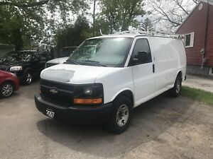 2007 Chevy Express 2500