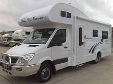 2011 JAYCO CONQUEST ON MERCEDES BENZ 516 CHASSIS MILEAGE 28,700km Lake Munmorah Wyong Area Preview