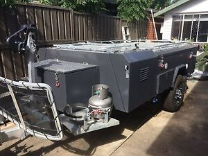 2015 Eden LX Ezytrail Camper Trailer Cundletown Greater Taree Area Preview
