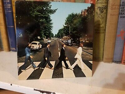 24x36 SHRINK WRAPPED ABBEY ROAD SIGN POSTER BEATLES WESTMINSTER 9290