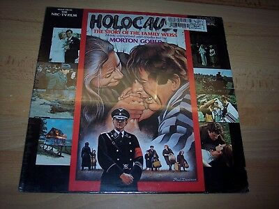 SEALED 1978 NBC TV Film Holocaust Story Of The Family Weiss LP