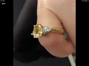 Gorgeous engagement ring at a great price