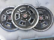 Hk Monaro Hubcaps Chain Valley Bay Wyong Area Preview