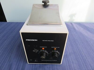Thermo Scientific Precision 180 Series Water Bath Model 182 6 Liter 3 Avail.