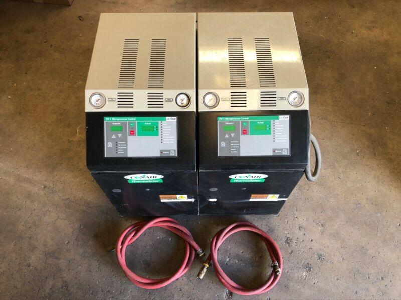 Conair TW-1 (2 zone) Thermolators 230 Volts Heater Revision TTG/0403
