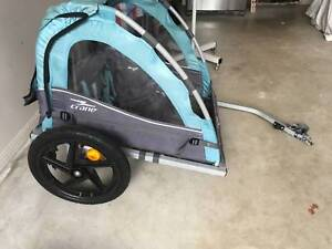 Bike Trailer 2 Seater Bicycle Parts And Accessories Gumtree