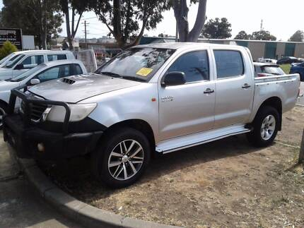 TOYOTA HILUX 2012 NOW WRECKING