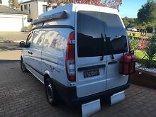 Mercede Benz Vito 2005 camper new inside Beaumont Hills The Hills District Preview