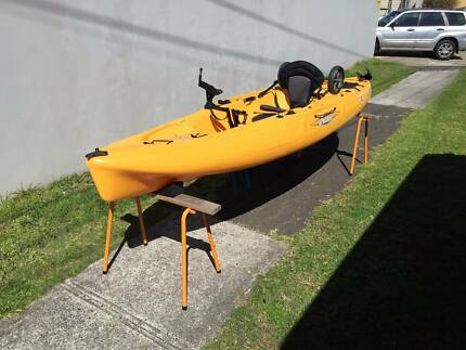 Hobie Outback with Trolley Mona Vale Pittwater Area Preview
