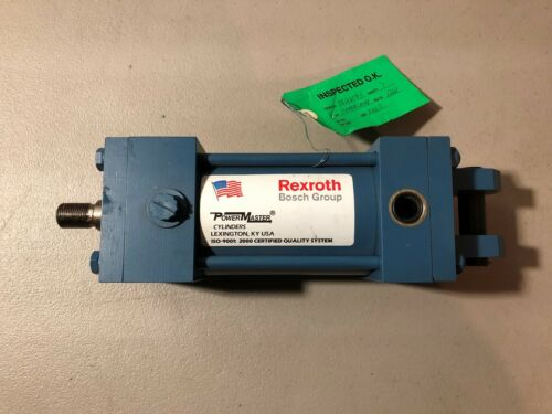 NEW NO BOX REXROTH 3-1/4x3-1/2 HYDRAULIC CYLINDER C-MP2-PP-C P-114414-3034