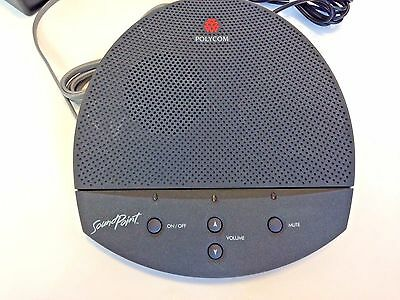 Polycom Soundpoint Conference Speakerphone Wac Adapter Model 2201-02700-001