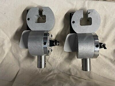 Instron Pneumatic Grips For Instron Mts Zwick Testresources Uses 3c Faces
