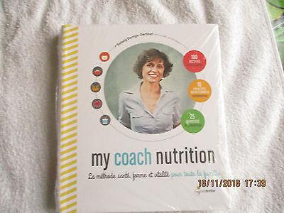 My coach nutrition,La méthode santé,forme et vitalité pour toute la famille neuf
