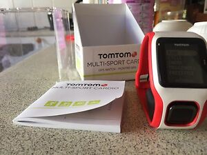 Tom Tom Multi-Sport Cardio RRP$399 Chester Hill Bankstown Area Preview
