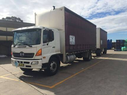 Truck and Dog with Work! Jamisontown Penrith Area Preview