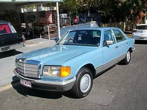 1981 Mercedes-Benz 280 Sedan Brisbane City Brisbane North West Preview