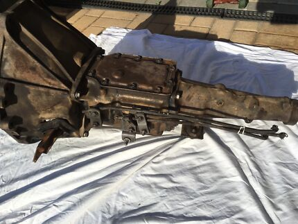 Ford XA XB XC TOP LOADER GEARBOX East Cannington Canning Area Preview