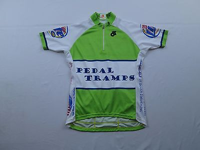 Womens Champ Sys Pedal Tramps Bike Cycling Jersey Large Miller Lite Beer  MTB Zip 4e6ba19e6