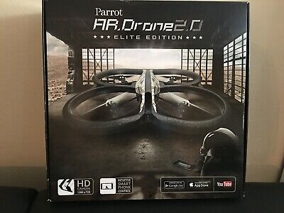 Parrot AR7 Drone 2.0 Elite Edition with High Definition Camera